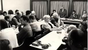 Die Gründungsversammlung 1996