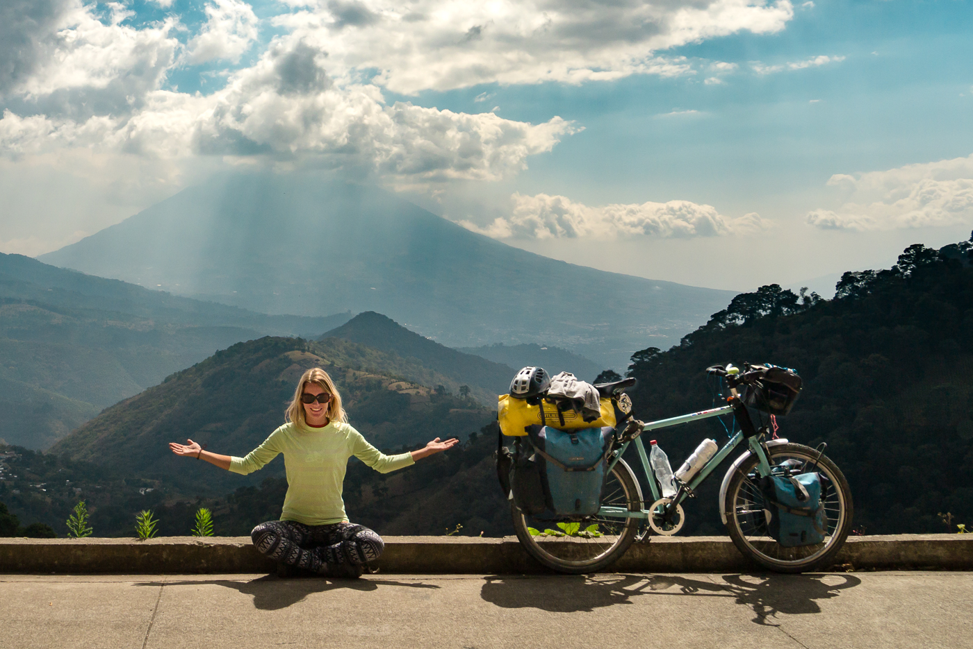 15 reasons to travel by bicycle - Radmaedchens Blog