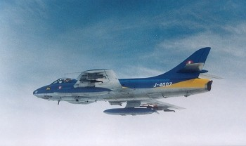Blue Hunter J-4007, 1989