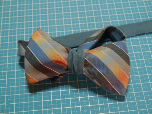 Wir nähen aus deiner Krawatte eine Fliege! - Fabowlossi