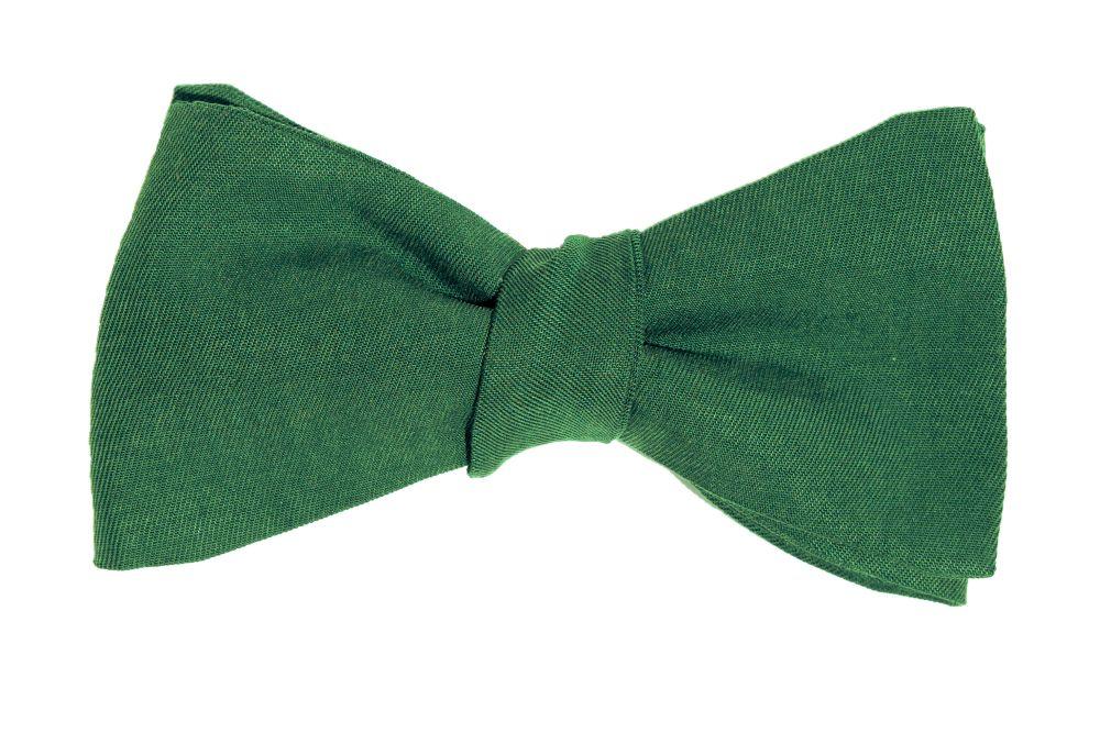 grüne fliege grüner querbinder
