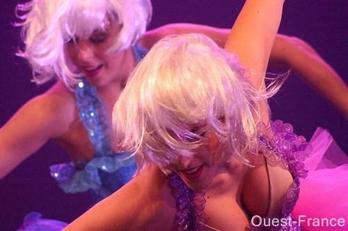 Les danseuses vont encore faire un malheur ! Sexy et pétillantes, les chorégraphies de la Revue sont à la hauteur des précédentes éditions. Ouest France