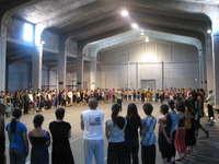Evénement Valparaiso Chili Téatro Del Silencio 200 Stagiaires