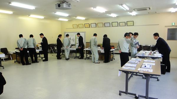京セラ国分工場展示会