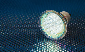LEDランプ写真
