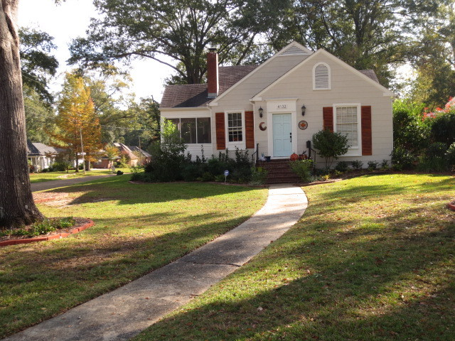 **SOLD**Fondren Cottage at $169,000! 4132 Council Circle, Jackson