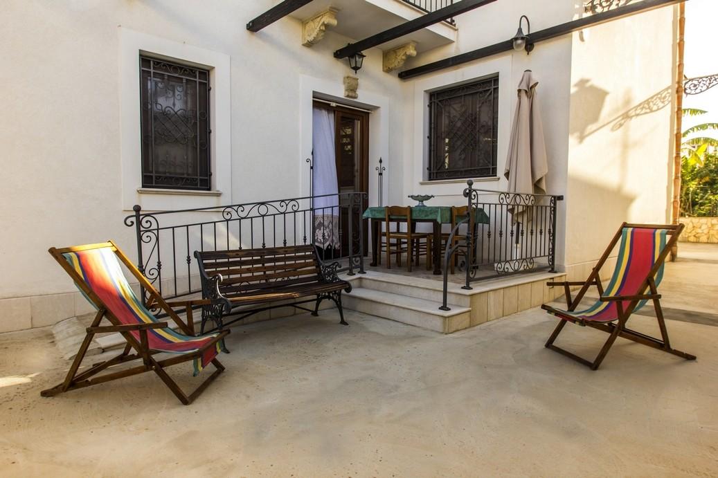 Appartamento Verde - Le Lanterne Appartamenti | San Vito Lo Capo
