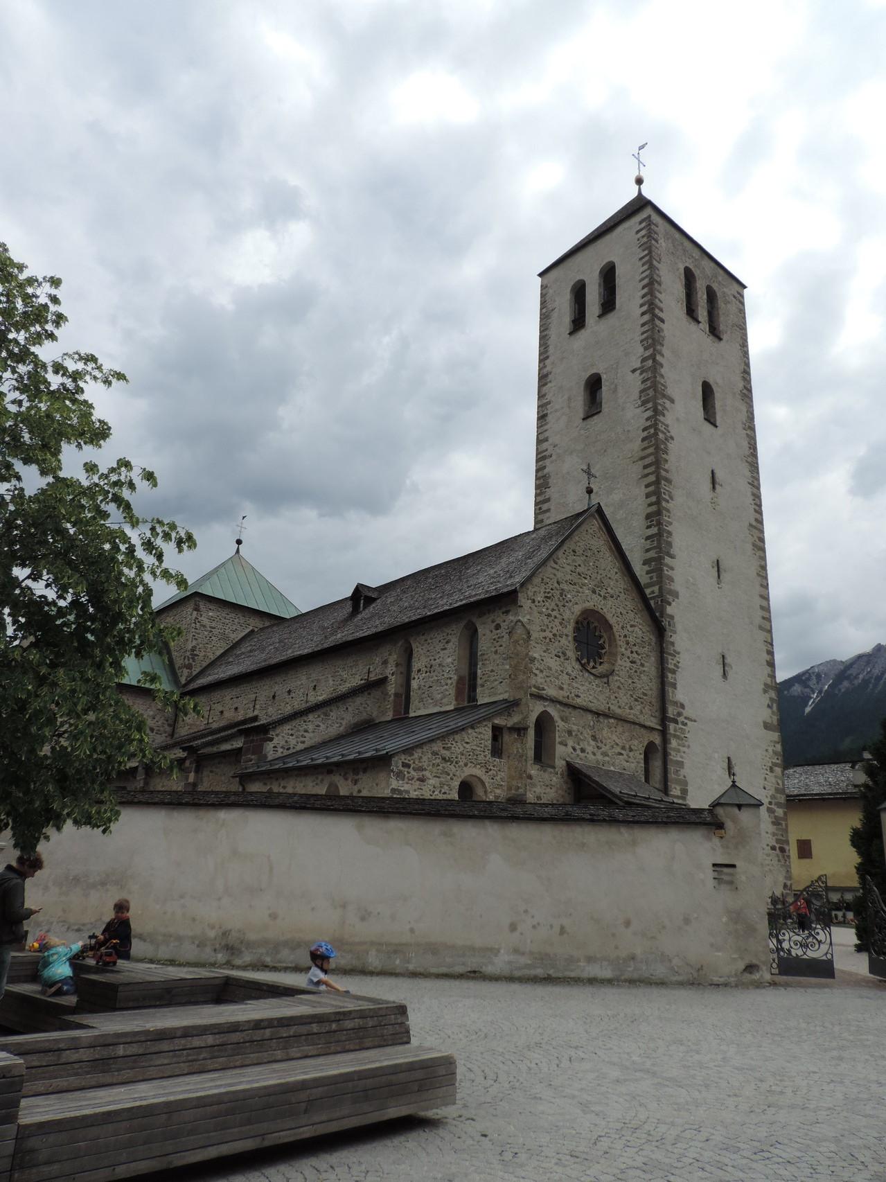 Stiftskirche in Innichen