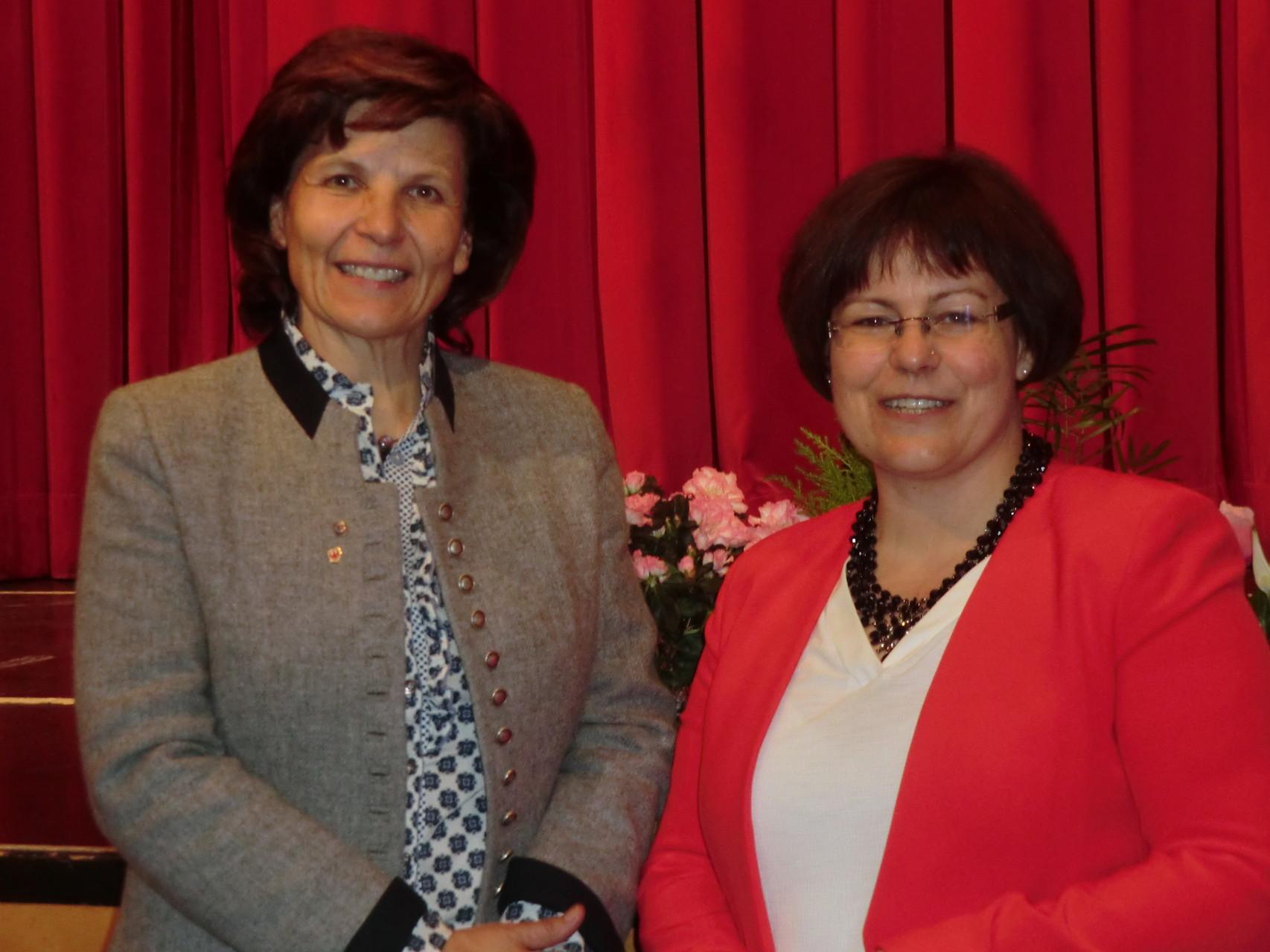 Hauptreferentin Maria Hochgruber Kuenzer