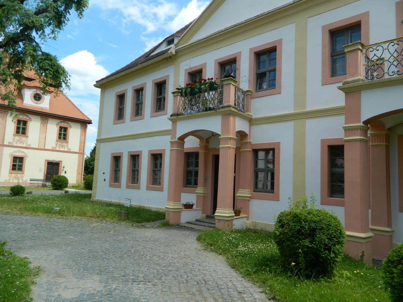 Kloster Marienthal an der Neiße