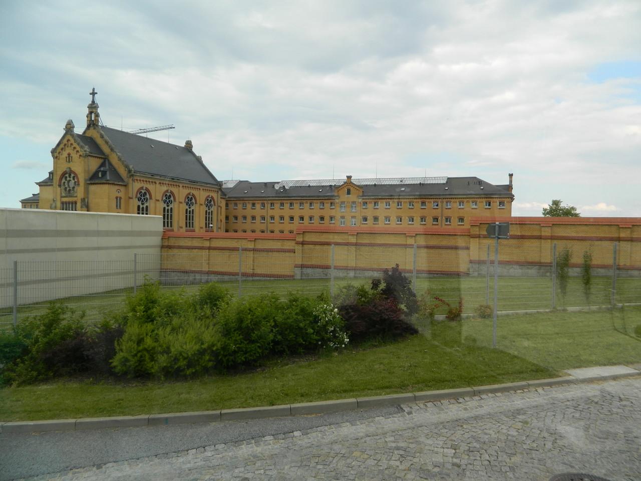 Das Gefängnis für politische Gefangene in Bautzen