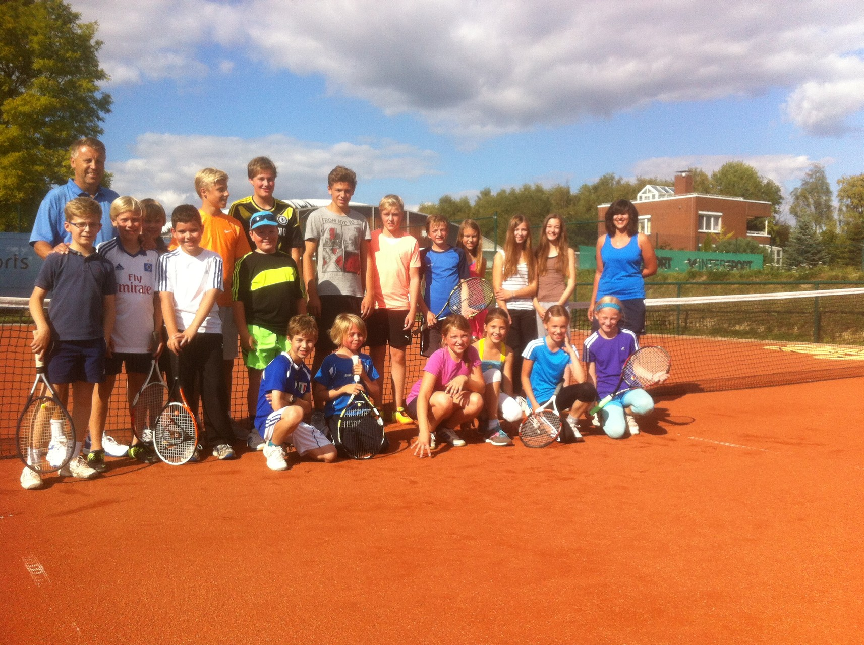 Tenniscamp (1.9-3.9.)