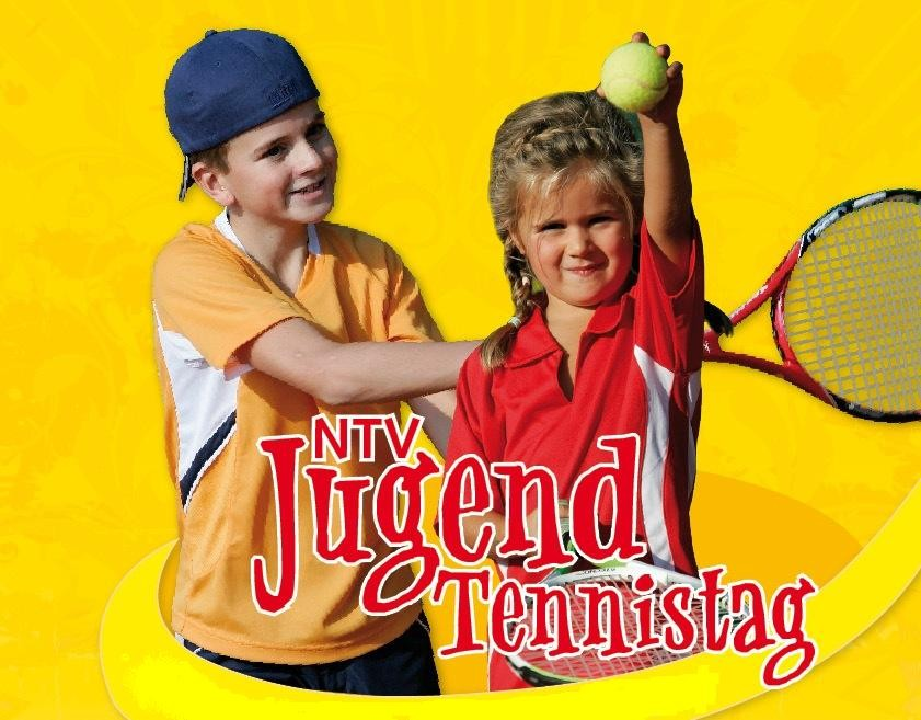 Jugend Tennistag am 2.6.2012
