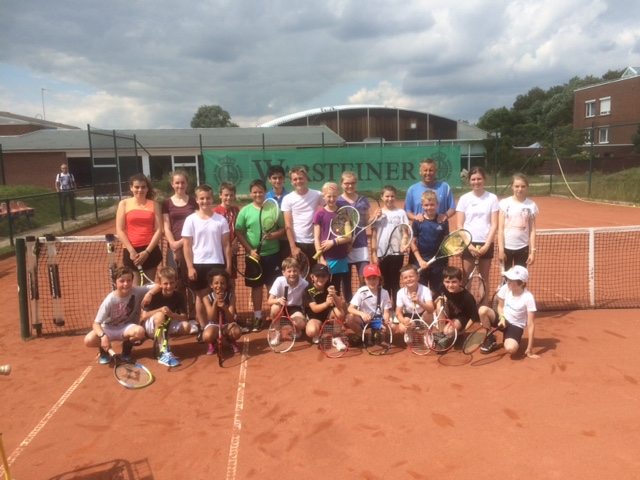 Tenniscamp 27.6-29.6.2016