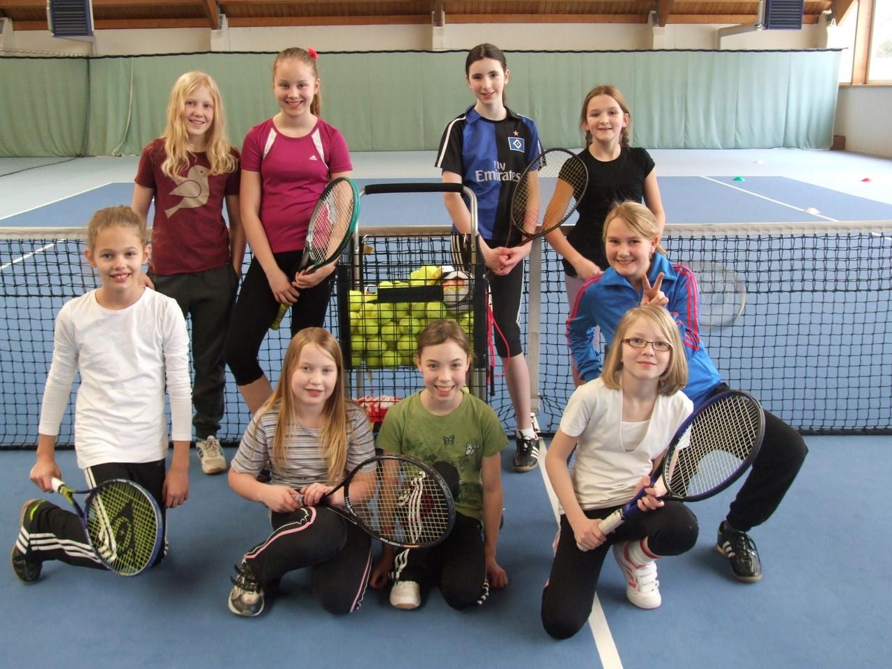 Tennis AG (Herder Schule)