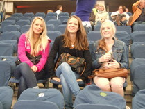 Hannah,Wencke,Leonie am Rothenbaum