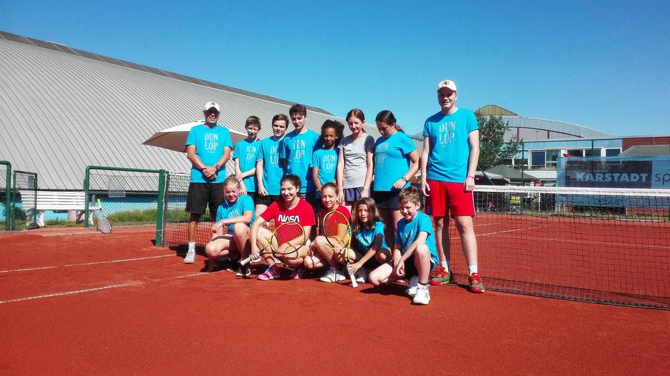 Tenniscamp 2-4.7.2018