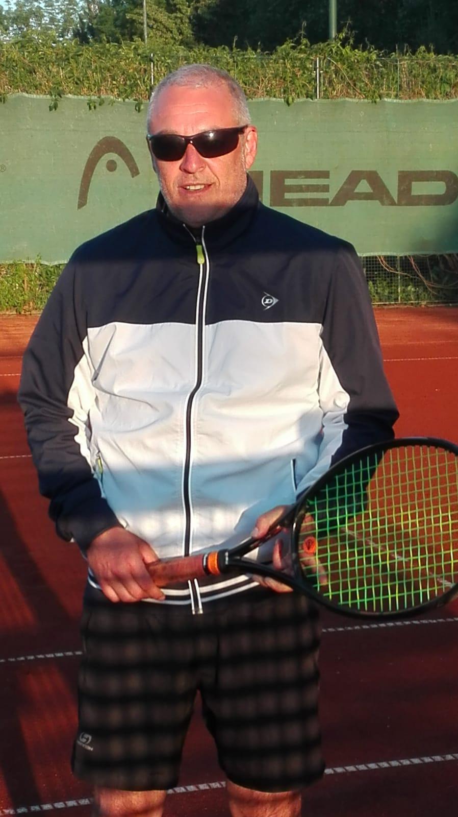 Trainer Miguel