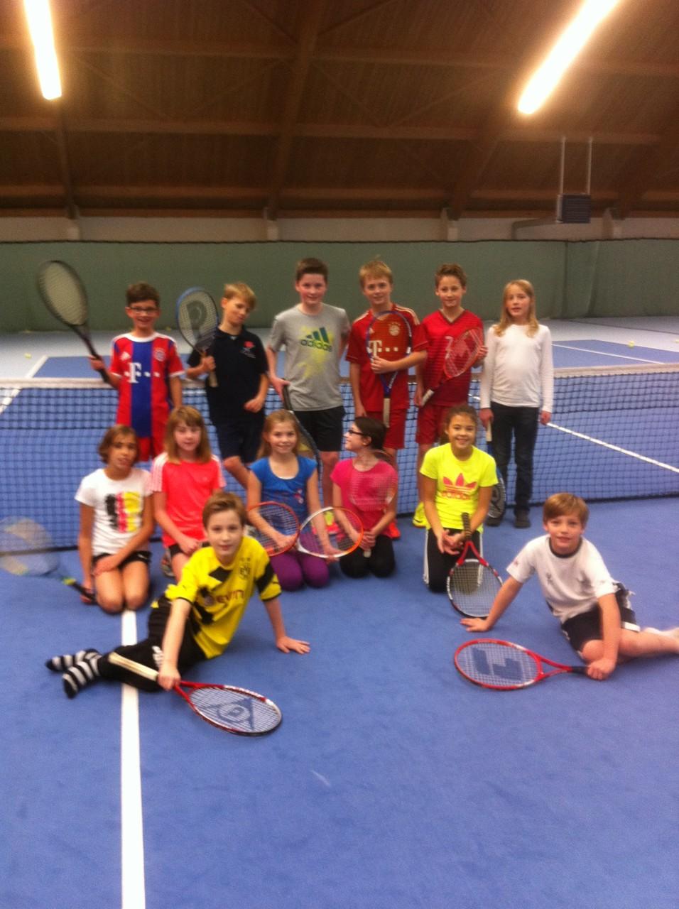 Herderschule-Tennis AG