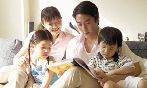小児の家族への対応力