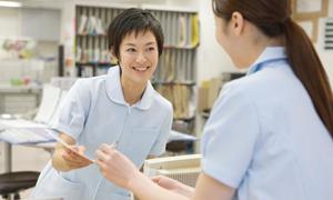 潜在看護師が病院へ復職する時