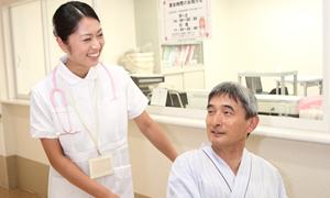 回復期リハビリテーションで働く看護師