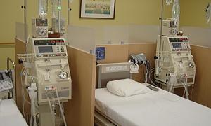 透析センター(室)で働く看護師の1日