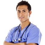 医師が行う診察の補助