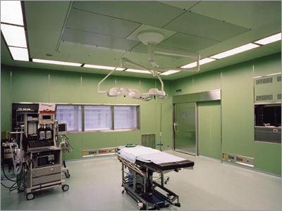 手術室の看護師