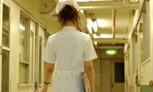 年収アップを行った看護師