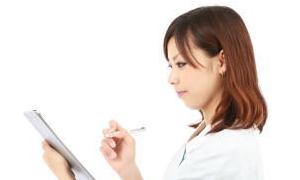 アレルギー内科勤務の看護師