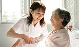 介護老人保健施設の看護師