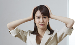 患児への治療がスムーズにいかないストレスの対処法
