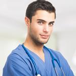 夜勤専従には男性の看護師