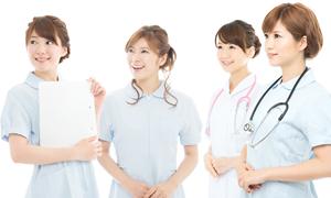 特別個室病棟で働く看護師