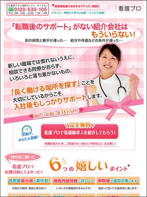 看護プロ詳細データ