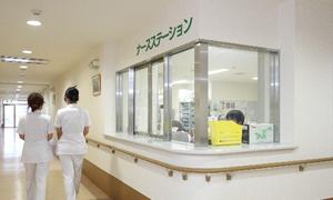 総合病院ナースステーション