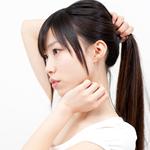 白髪または薄毛の悩み
