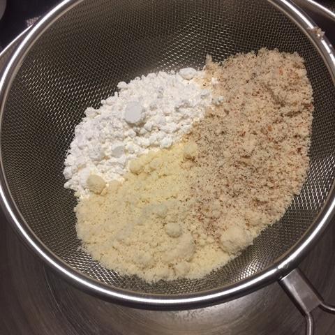 バーチディダーマレシピ