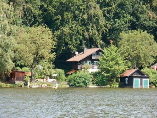 Ferienhaus mit Liegwiese