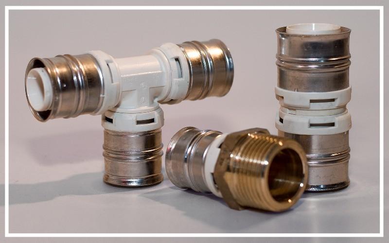 Rohrsysteme der Firma © Eisenhandel Prell GmbH & Co. KG