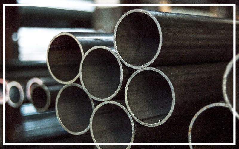 Stahllrohre © Eisenhandel Prell GmbH & Co. KG
