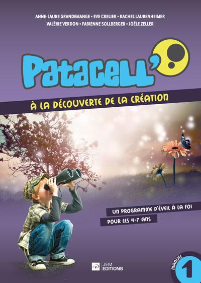 Couv manuel Patacell' A la découverte de la création