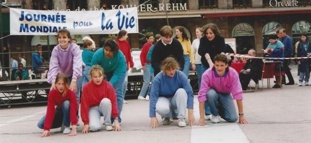 Flèches de Joie années 90