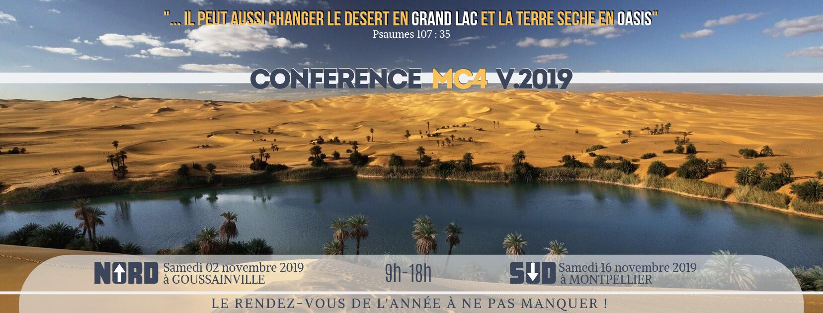 Conférence MC4 2019