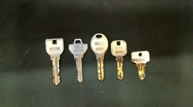 各種合鍵取り扱っております。