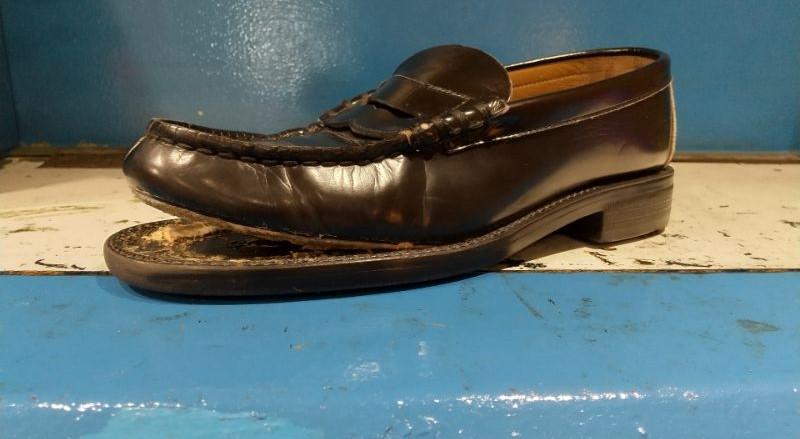 靴のはがれも接着修理でお直しできます