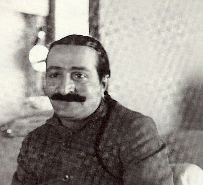 Meher Baba in 1936