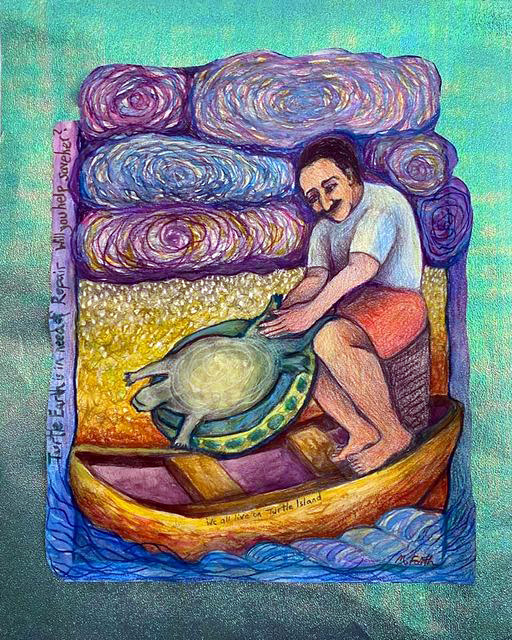 """49.  """"The Rescue of Turtle Earth"""""""