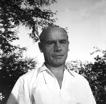 Francis Brabazon - Feb. 1954 : Andhra, India - Courtesy of MN Collection